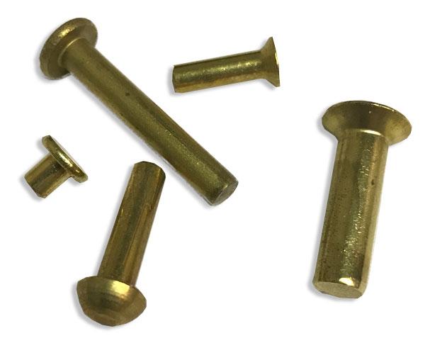 Solid Rivets Aluminum Rivets Copper Rivets Brass