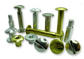 Binder Posts and Screws, Barrel Nuts, Chicago Screws
