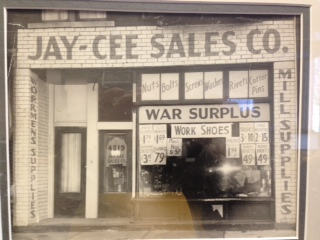 Jay-Cee Sales Store Front On Grandriver in Detroit 4519 Grand River Ave Detroit, MI