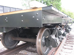 Riveted Railroad Tender